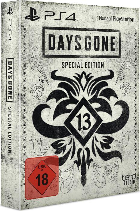 EWD: z.B. Days Gone - Special Edition [PS4] - 39€ | Forza Horizon 3 [Xbox One] - 15€ | Heavy Fire: Red Shadow [PSVR] - 19€ | Gänsehaut - 5€