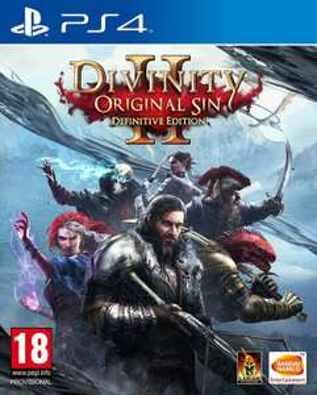 Divinity: Original Sin 2 - Definitive Edition (PS4/Xbox One) für 18.94€ inkl. Versand nach DE (Fnac.fr)