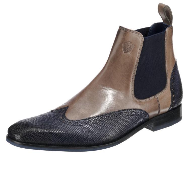 Melvin & Hamilton Rico 12 Chelsea Boots Gr. 46 Mirapodo App [Neukunden]