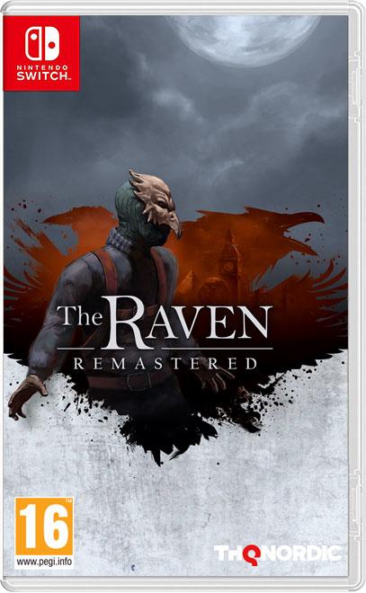 The Raven: Vermächtnis eines Meisterdiebs Remastered (Switch) für 17,94€ (ShopTo)