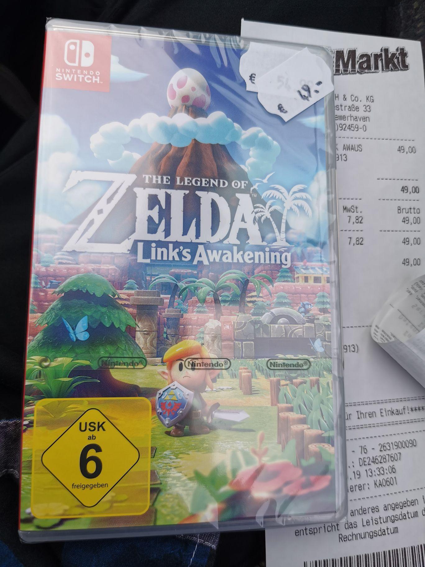 Zelda Link's Awakening Tootal/Bening Bremerhaven