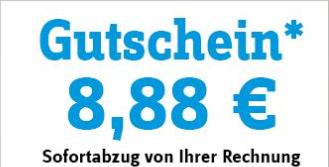 Conrad 8,88€ Gutscheingenerator ab 66€ MBW
