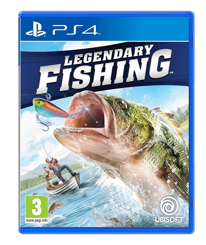 Legendary Fishing (PS4) für 11,16€ (ShopTo)