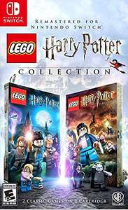 LEGO Harry Potter Collection (Switch) für 21€ (Amazon US)