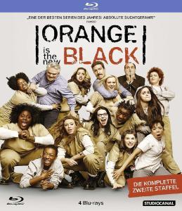 Orange is the New Black - Die komplette zweite Staffel (Blu-ray) für 3,68€ (Dodax)