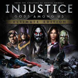 Injustice: Gods Among Us Ultimate Edition (Steam) für 0,50€ (GreenManGaming)