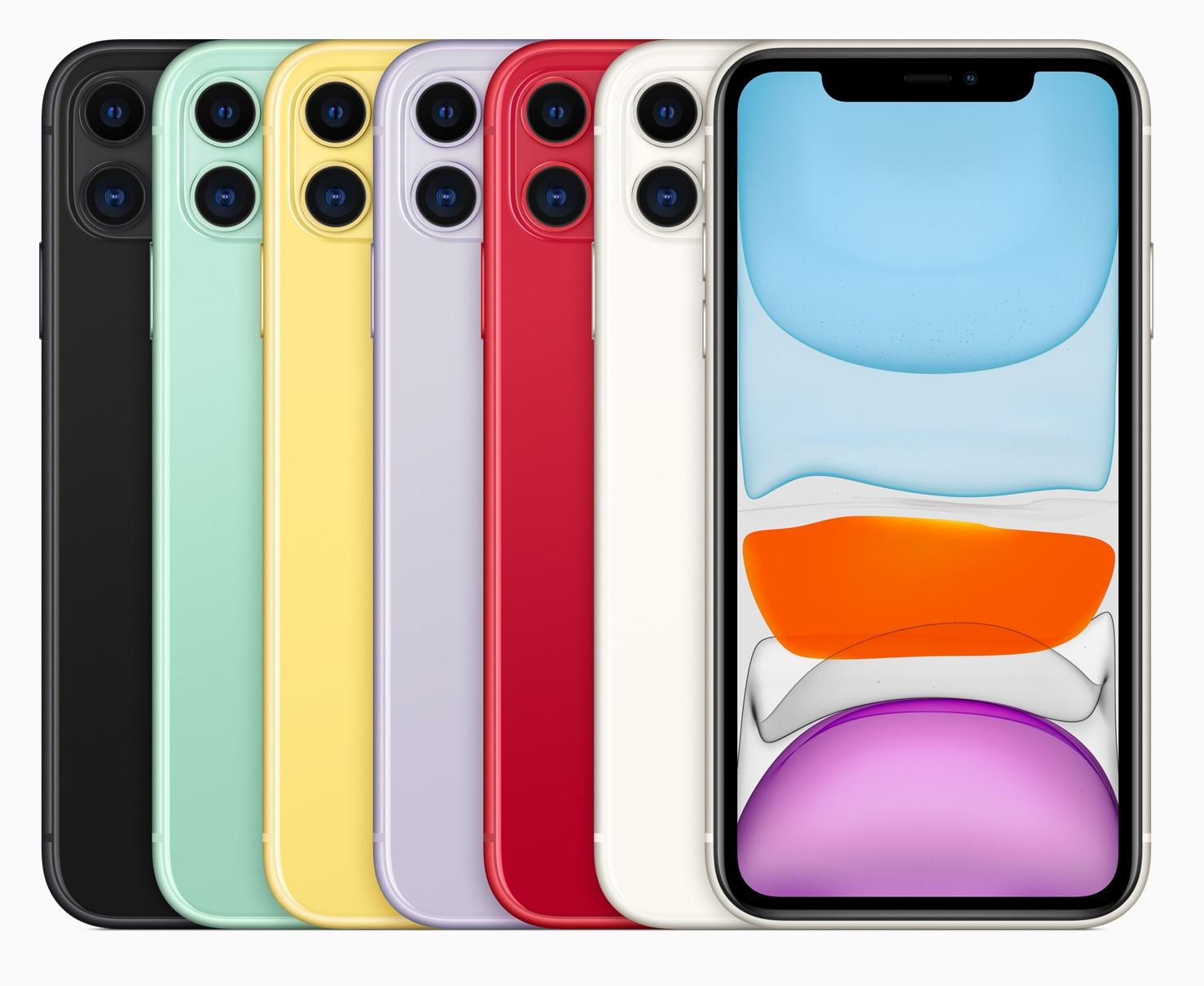 Apple iPhone 11 (64GB) für 79€ Zuzahlung und mtl. 34,99€ im Klarmobil Allnet Flat Tarif (8GB LTE) im Vodafone-Netz