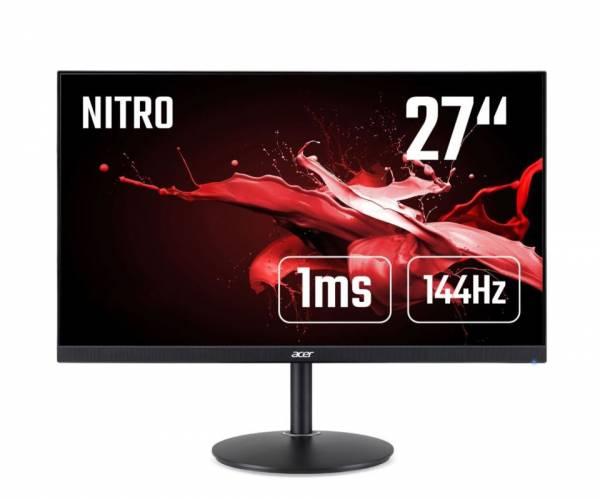 Acer Nitro XF272UPbmiiprzx 27 Zoll TFT/Monitor 1ms Reaktionszeit, WQHD, 2.560 x 1.440 Pixel, 144hz, AMD FreeSync