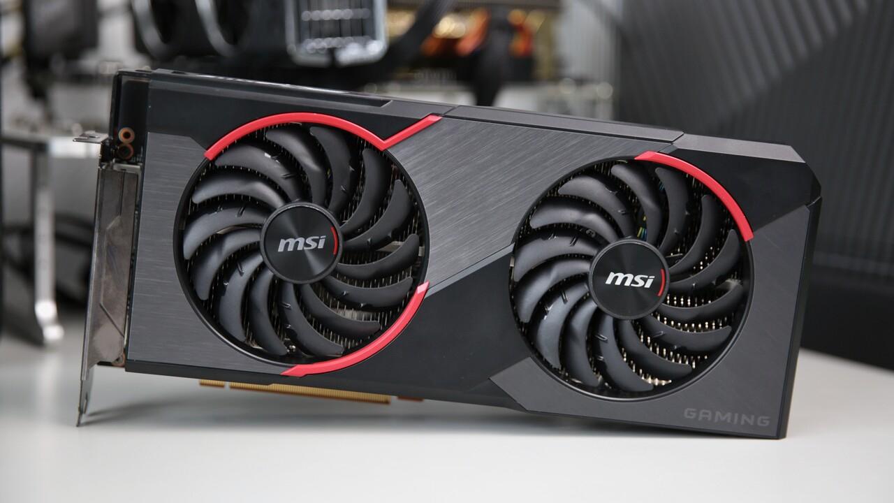 [Mindfactory] 8GB MSI RX 5700 GAMING X DDR6 zum Preis der Blower- / Referenzvariante