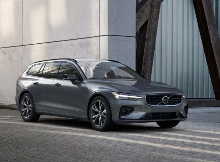 [Gewerbeleasing] Volvo V60 T4 R-Design Automatik (190 PS) inkl. Wartung / Verschleiß - mtl. 210,38€ netto / 250,35€ brutto (36/10k), LF 0,49