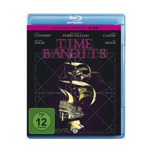 Time Bandits Blu-ray + DVD 4,97 € @ amazon.de