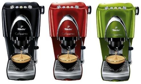 Tchibo Cafissimo Maschinen - Compact oder Classic für 54€ statt 69€ inkl. Probierset, VSK