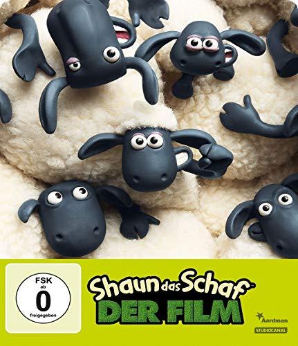 Shaun das Schaf - Der Film Limited Edition Steelbook (Blu-ray) für 7,99€ (Amazon Prime & Saturn & Media Markt)