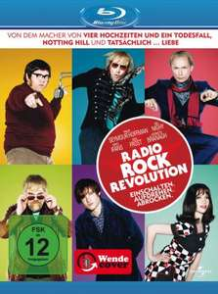 Radio Rock Revolution (Blu-ray) für 3,68€ (Dodax)