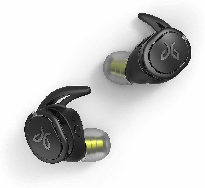 Jaybird Run XT - True Wireless Kopfhörer (wasserdichtes, aerodynamisches Design, Siri und Google Assistant, 20Hz - 20kHz)