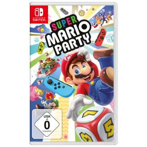 Super Mario Party Nintendo Switch für 34,99€ (statt 42,95€)