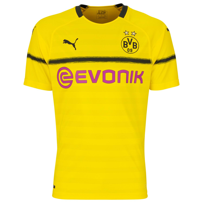 BVB Borussia Dortmund Champions League Trikot 18/19