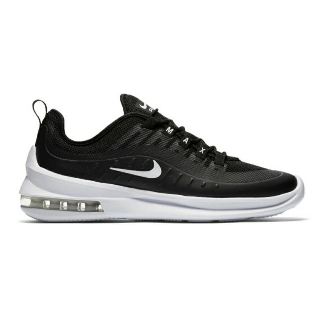 Nike - Air Max Axis Black/White - Schuhe (45)