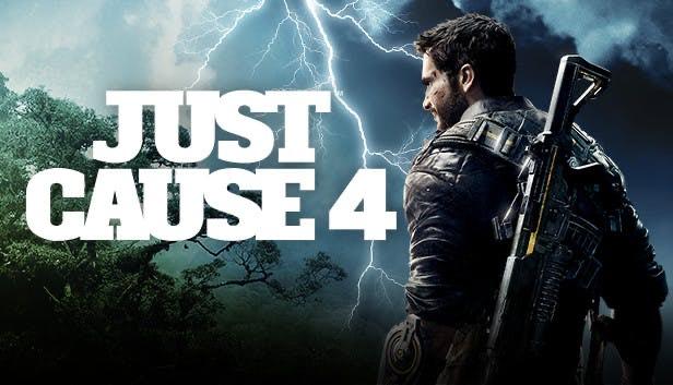 Just Cause 4 PC-Spiel