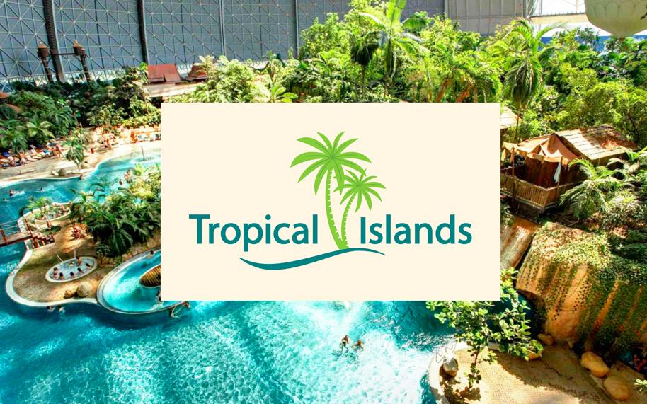 Tropical Islands: 1 Nacht im Premium Doppelzimmer für 79€ p.P.: inkl. Sauna, Frühstück und eigenem Bad