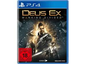 [Mediamarkt] Deus Ex: Mankind Divided [PlayStation 4] für 5,-€
