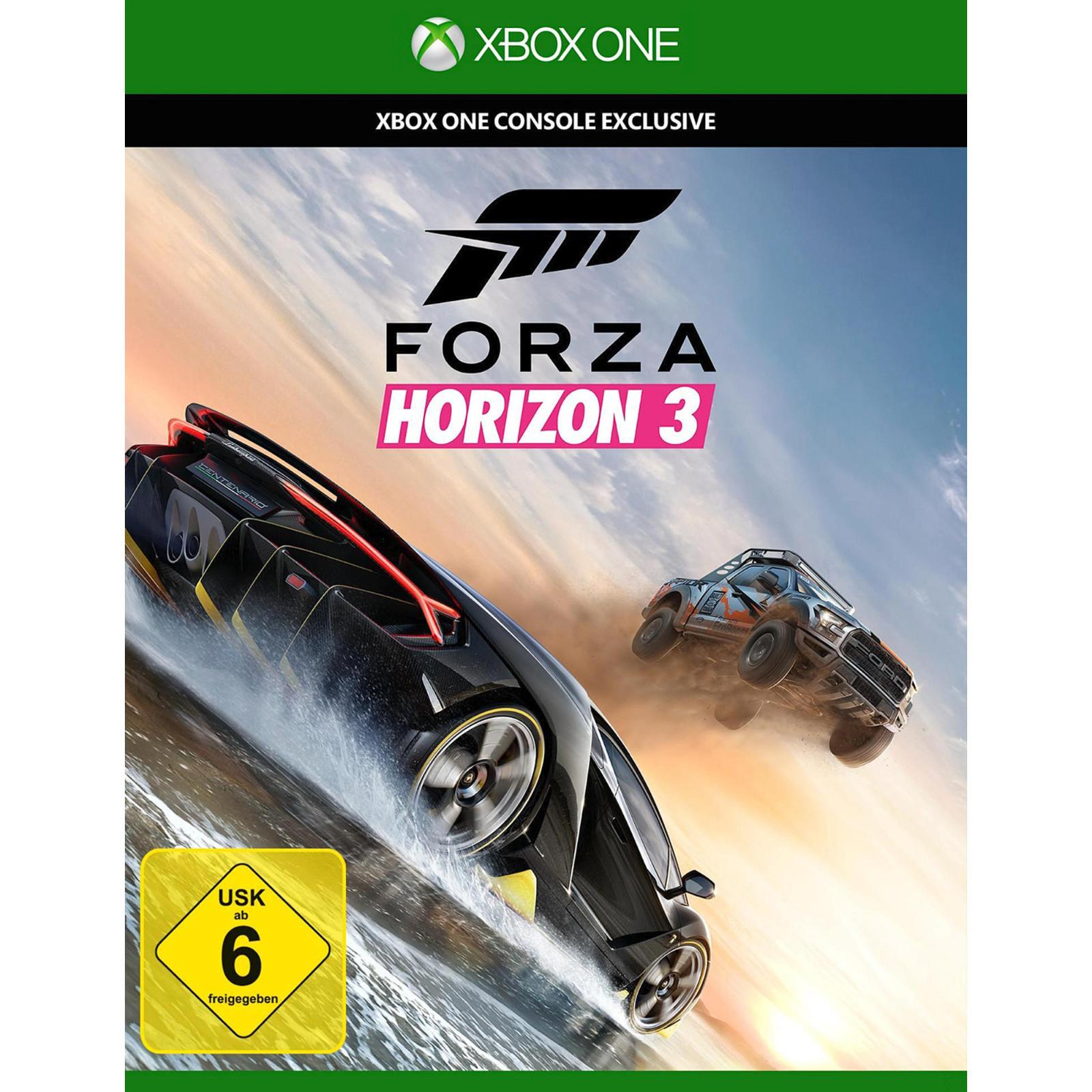 Forza Horizon 3 - Xbox One für 13,80€ inkl. Versandkosten