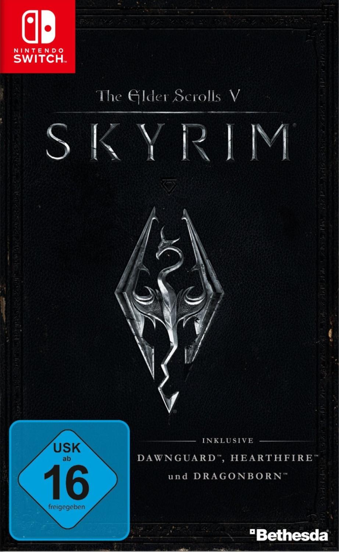 The Elder Scrolls V: Skyrim (Switch) für 40€ (Saturn & Amazon)