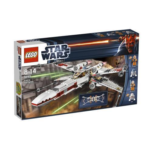 LEGO Star Wars 9493 »X-Wing Starfighter« für 50,96€ (inkl. Versand) bei thalia.de