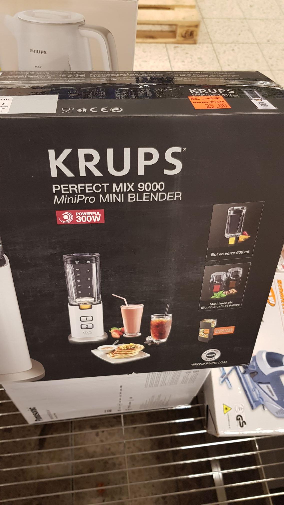 Krups Perfect Mix 9000 Standmixer - Marktkauf Görlitz [Lokal]