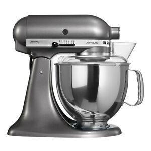 KitchenAid Artisan 5KSM150PSEPM Küchenmaschine Pro Metallic 4,8L Direktantrieb für 299,90€ inkl. Versandkosten