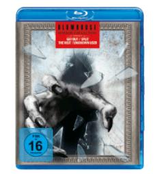 Blumhouse Horror Collection (4x Blu-ray) für 9,99€ (Media Markt & Saturn)