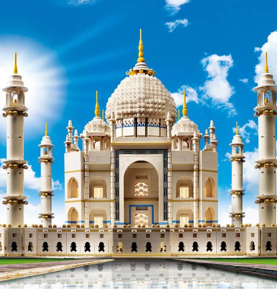 LEGO Taj Mahal 10256 für 246,49 oder Todesstern 75159 für 407,99