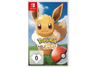 Pokémon - Let's Go Evoli! - Nintendo Switch *Versandkostenfrei*