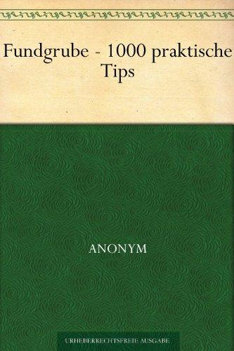Kostenloses e-Book - 1000 praktische Tips für die Hausfrau