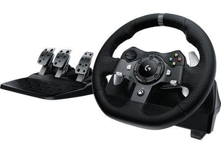 LOGITECH G920 Driving Force Racing Wheel Gaming-Lenkrad [Expert]