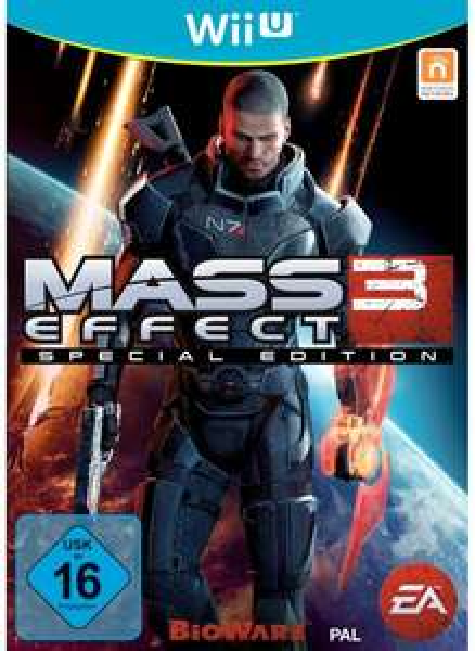 Mass Effect 3 Special Edition (Wii U) für 6,99€ (Media Markt & Saturn)
