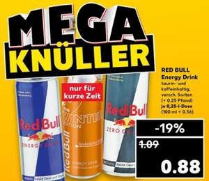 Red Bull 250ml (Kaufland)