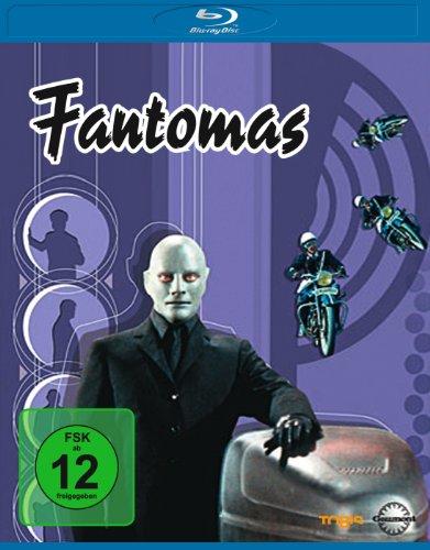 Fantomas (Blu-ray) für 7€ (Amazon Prime & Media Markt)
