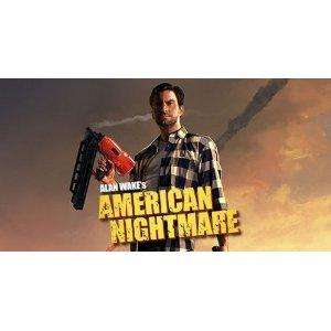 [Steam] Alan Wake's American Nightmare für 2,80€ @GalaStore