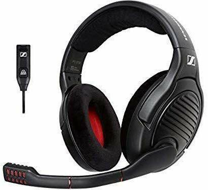 Sennheiser PC 373D Headset - 7.1 Surround Sound, Noise-Cancelling Mikrofon (Amazon UK)