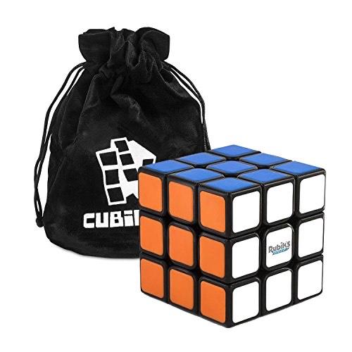 Cubikon RSC Rubik's Speed Cube 3x3 mit Beutel und GAN Technologie