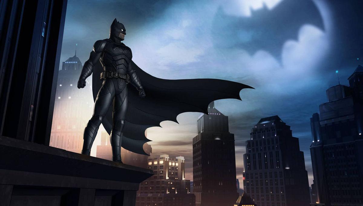 Telltale Batman-Spiele für je 14,99€ statt 44,99€ im deutschen Switch eShop