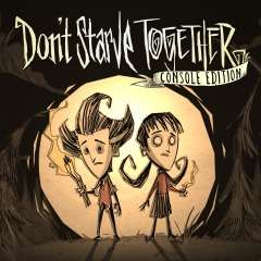 PSN Store - Don't Starve Together: Console Edition (PS4, Multiplayer, Survival, Crafting)