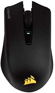 Corsair Sammeldeal Harpoon Kabellose RGB Wiederaufladbare Gaming-Maus (mit SLIPSTREAM Technologie, 10.000DPI Optisch Sensor, RGB) [Amazon]