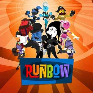 Runbow Deluxe Edition (PS4) [Groovesland]