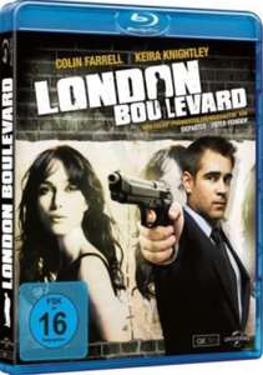[Dodax.de] London Boulevard [Blu-ray] mit Colin Farell, inl. Versand