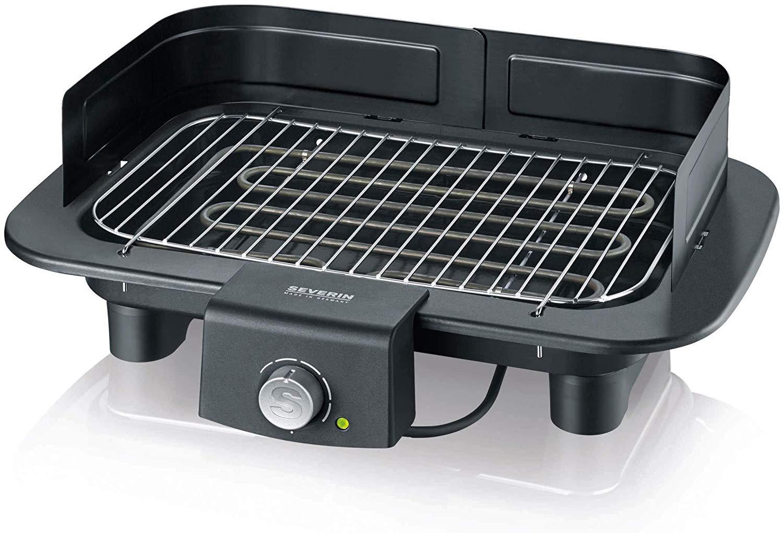 "Severin™ - Elektro-Barbecue-/Tischgrill ""PG 8549"" (2300W,Grillfläche 37x23cm) ab €19,99 [@Galeria.de]"