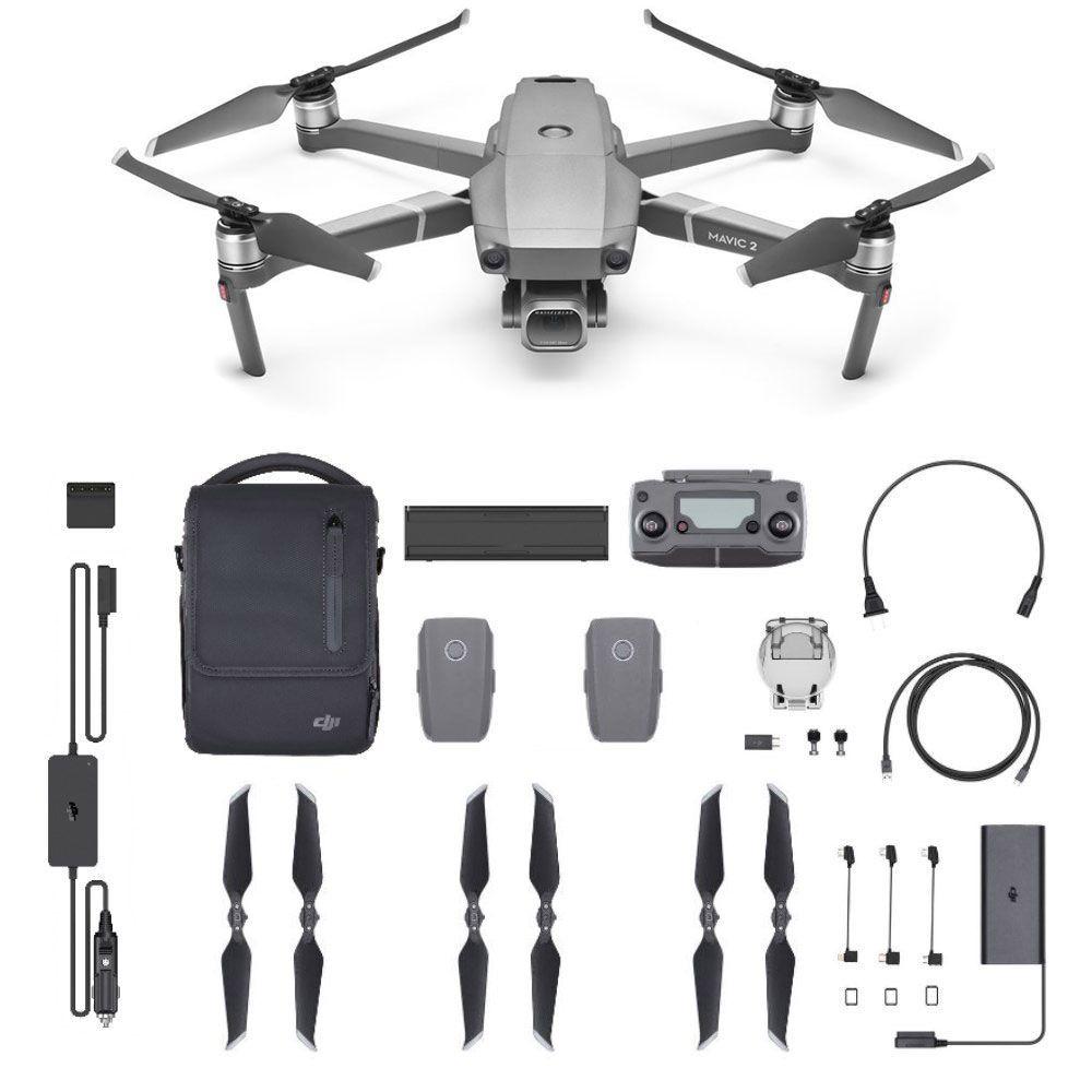 [AMAZON.it] DJI Mavic 2 Pro Fly More Combo, Drohne mit Hasselblad HDR Video Kamera und Zubehör-Kit