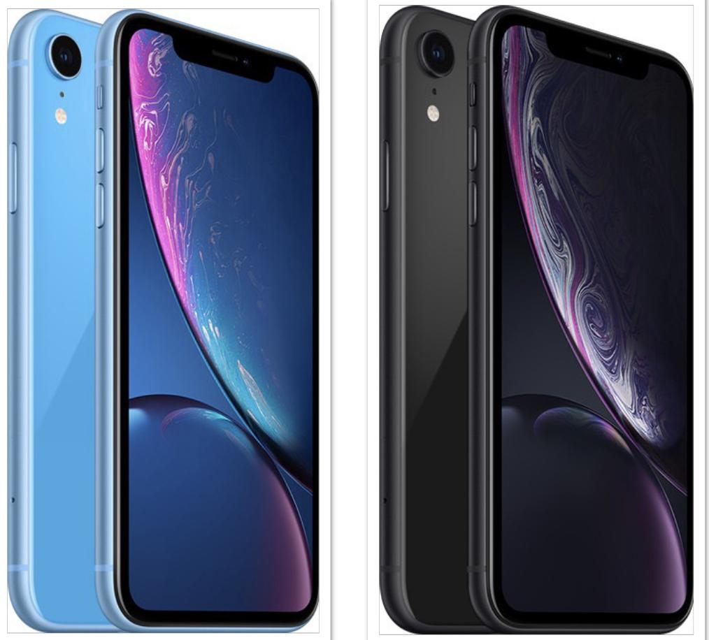 Apple iPhone XR 128GB blau für 619,90€ iinkl. Versandkosten / schwarz für 634€ verfügbar
