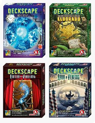 [Prime] Verschiedene Deckscape-Editionen